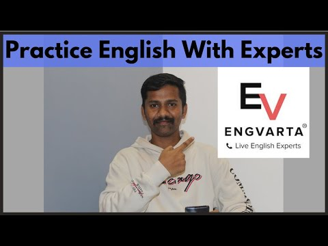 Practice English with Experts | EngVarta App Review