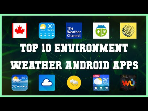 Top 10 Environment weather Android App | Review