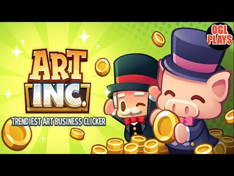 Art Inc. - Trendy Business Clicker Adventure (Android iOS)