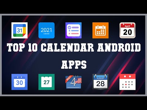 Top 10 Calendar Android App   Review