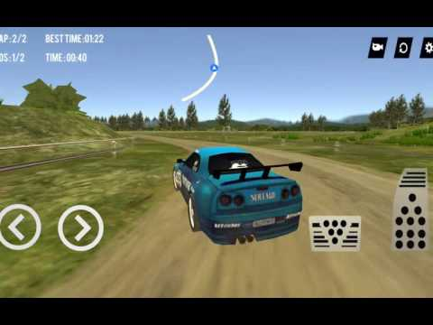 Super Rally 3D - E03, Android GamePlay HD