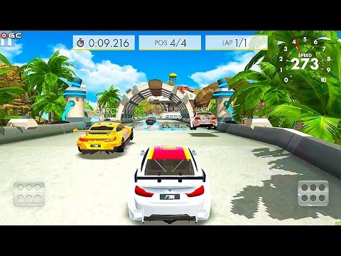 Shell Racing - Extreme Car Race Tracks
