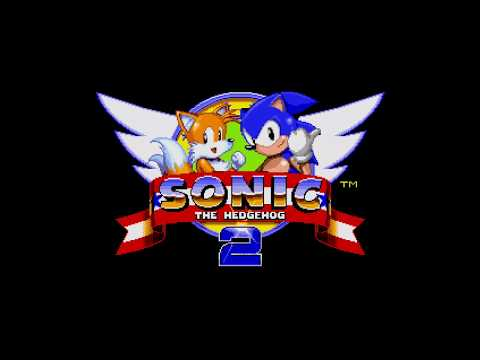 video review of Sonic The Hedgehog 2 Classic