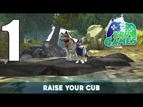 Wolf Tales - Home & Heart Gameplay Walkthrough #1 (Android, IOS)