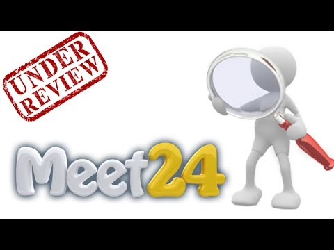 Meet24 Video Review - Is This a Dating App Worth Downloading