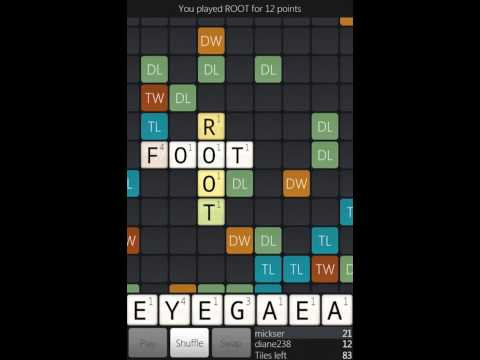 Wordfeud for Android