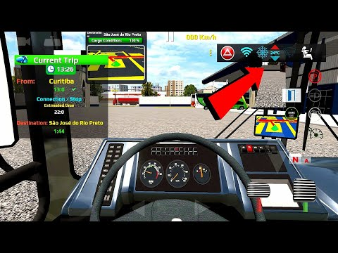 World Bus Driving Simulator Gameplay For Android #1) Link in description)!!