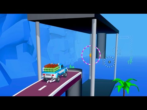 Road Hills: All Levels Gameplay Android, iOS New Update