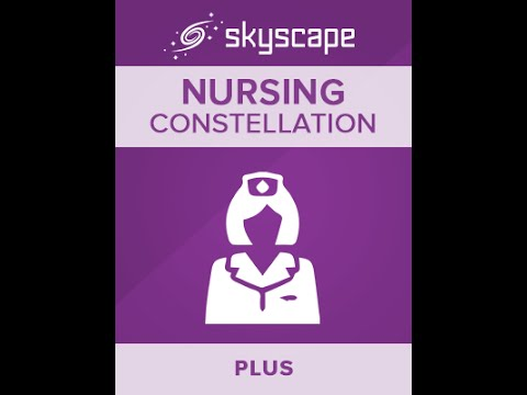 Skyscape Medical Library - Nursing Constellation Plus Demonstration