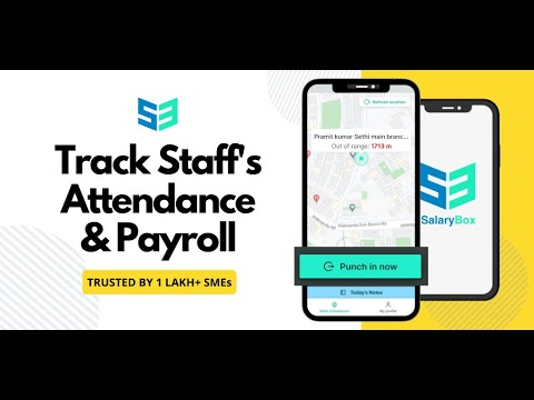 video review of SalaryBox Staff Attendance, Work & Payroll Manager