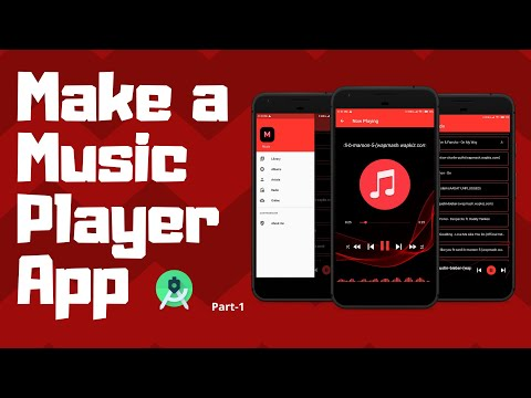 Make a Music Player App | Part-1 | Android Project