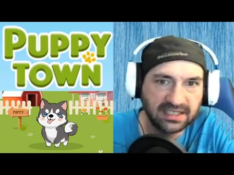 PUPPY TOWN Earn Money Cash Rewards Paypal App Apps Game Online 2021 Review Youtube Video