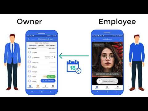 video review of Free Employee Attendance, Payroll, Time Tracking