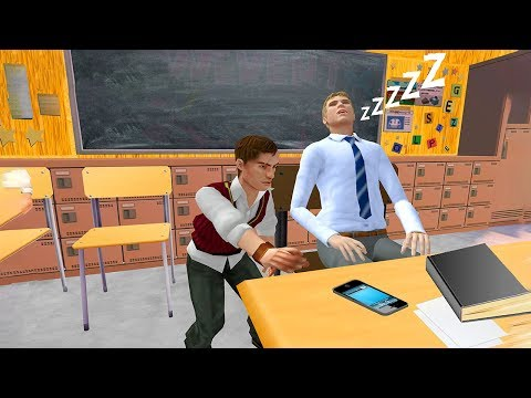 American Gangster in High School (by AJ GAMING) Android Gameplay [HD]