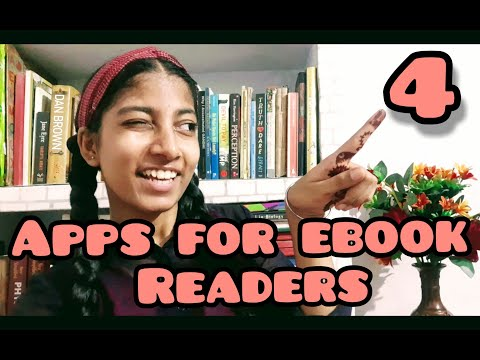 4 BEST APPS😲 for  ebook readers!!
