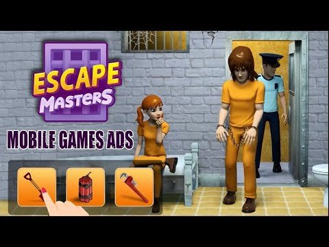 ESCAPE MASTERS Ads 2020 - Ad 2020 - Ads vs Reality   Android Games & iOS Games  Best Mobile Games