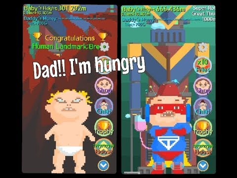 Infinite Growth 1.2.3 - Giant Baby (Android)