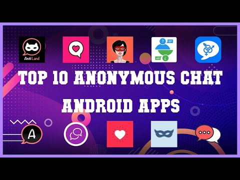 Top 10 anonymous chat Android App | Review