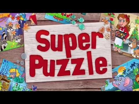 video review of Kids Animals Jigsaw Puzzles ❤️🦄
