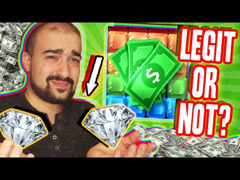 Lucky Diamond App REAL or FAKE? - Earn Cash Money\Rewards Paypal Review Youtube Payment Proof Legit?