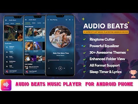 New Music Player - Audio Beats Player   Android  