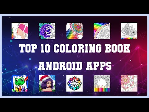 Top 10 Coloring Book Android App | Review
