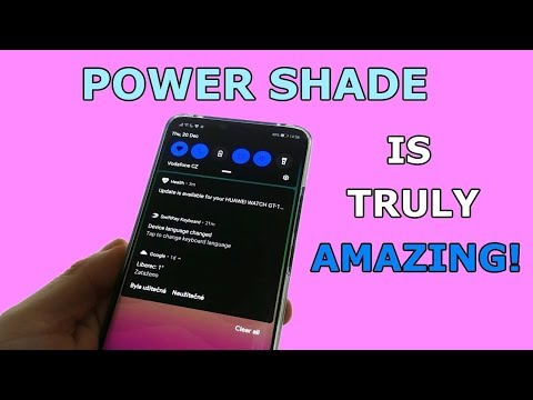 Power Shade is truly AMAZING app for Android (No Root Needed)