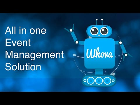 Whova Event App and Management Solution - Save Time and Provide the Best Experience for Attendees