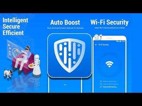 AI Security - Virus Cleaner, Booster & Antivirus By Ultra App Team