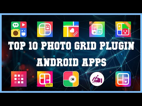 Top 10 Photo Grid Plugin Android App | Review