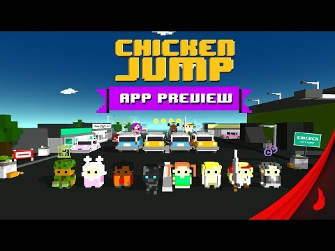 video review of Chicken Jump
