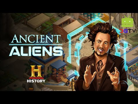 Ancient Aliens The Game (by A&E Television Networks Mobile) Android Gameplay [HD]