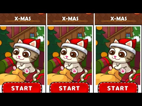 #newgameandroid Maze Cat - Rookie Gameplay ( cat game )