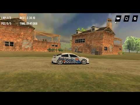 video review of Super Rally 3D