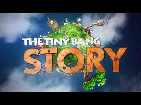 video review of The Tiny Bang Story-point and click adventure game