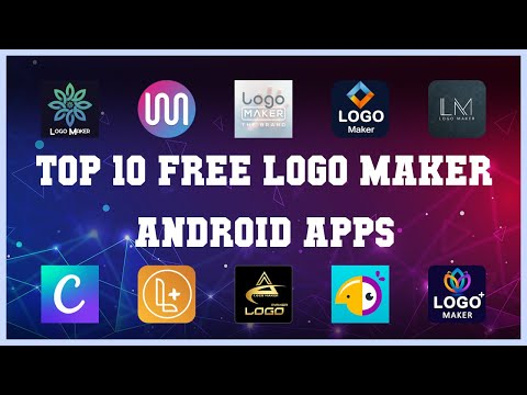 Top 10 Free Logo Maker Android App | Review