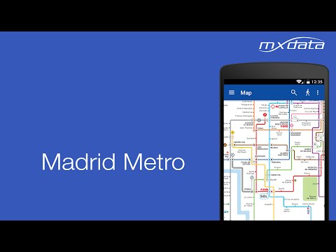 Madrid Metro on Android