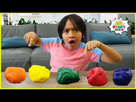 How to Make DIY Play dough at home and more 1 hr kids activities!