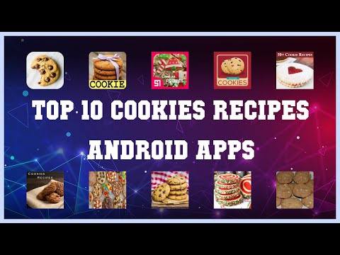 Top 10 Cookies Recipes Android App | Review