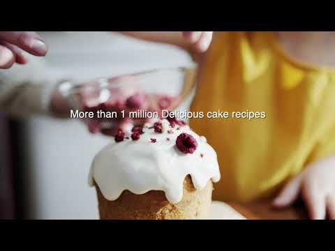 video review of Cake Recipes