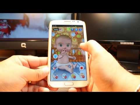 My Baby install to Samsung Galaxy Note 2, S2, S3, S4