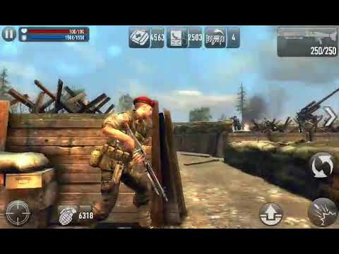 D-day Omaha mission 1535Z Gameplay (Android/iOS)