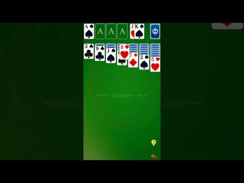 video review of Solitaire Classic Free 2020