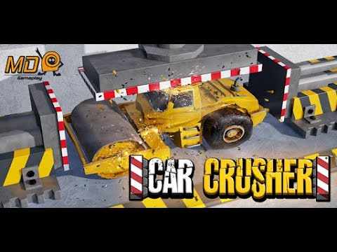 Car Crusher! - Gameplay IOS & Android