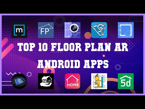 Top 10 Floor Plan AR Android App | Review