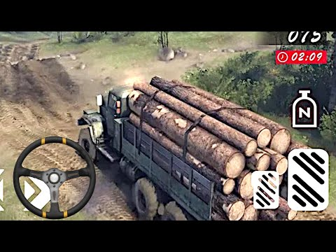 US Army Truck Simulator - Army Truck Driving 3D - Android Gameplay