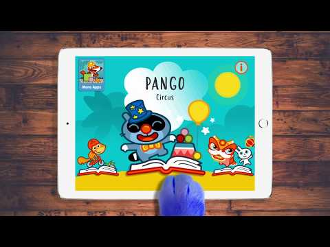video review of Pango Storytime: intuitive story app for kids