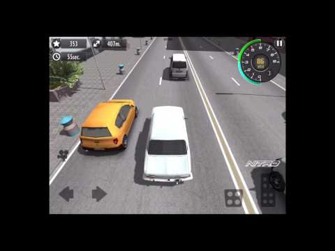 City Extreme Traffic Racer Android Game IOS