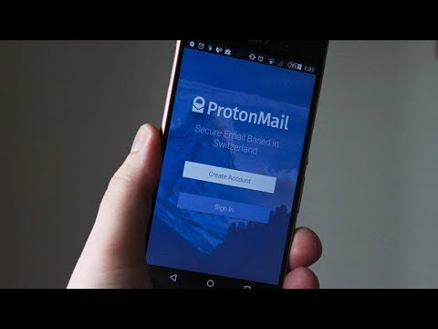 video review of ProtonMail