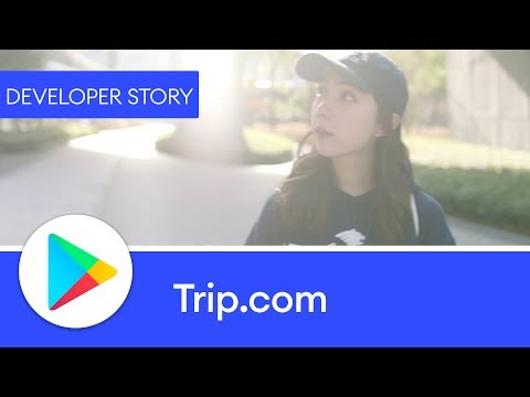Trip.com - Creating a universal travel mate with Material Design